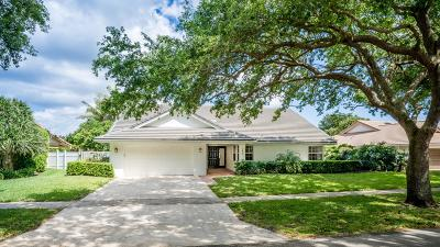 Boca Raton FL Single Family Home Contingent: $599,900
