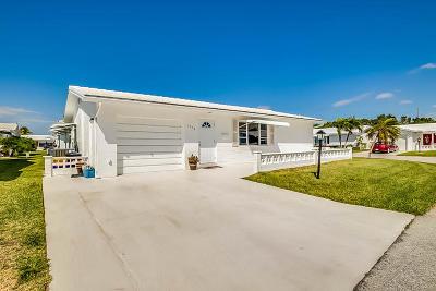 Boynton Beach, Gulf Stream Single Family Home For Sale: 1209 SW 21st Avenue