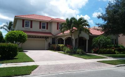 Jupiter Single Family Home For Sale: 108 Via Azurra
