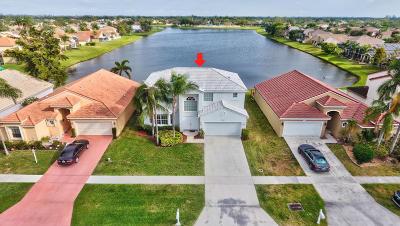 Boca Raton Single Family Home For Sale: 9461 Aegean Drive