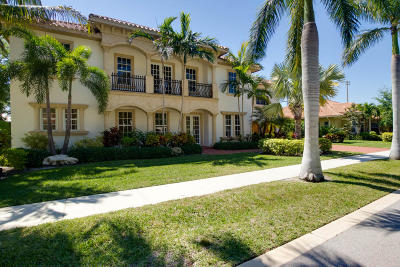 North Palm Beach Single Family Home For Sale: 108 Nativa Circle