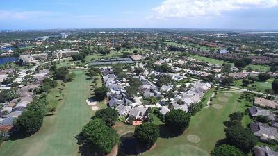 Jupiter Townhouse For Sale: 17046 Traverse Circle