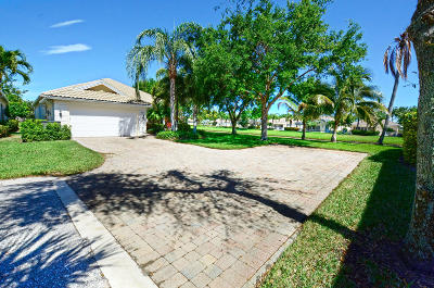 Palm Beach Gardens Single Family Home For Sale: 221 Danube Way