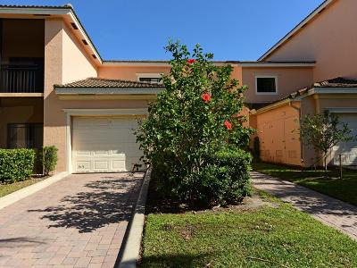 Palm Beach Gardens Townhouse For Sale: 2916 Tuscany Court #103