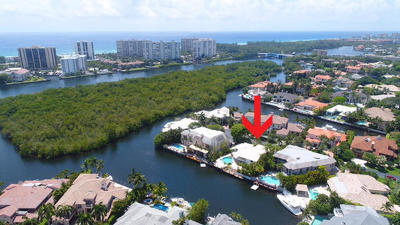 Boca Raton Single Family Home For Sale: 673 Osprey Point Circle
