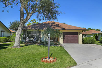 Delray Beach Single Family Home For Sale: 2747 Carnation Court