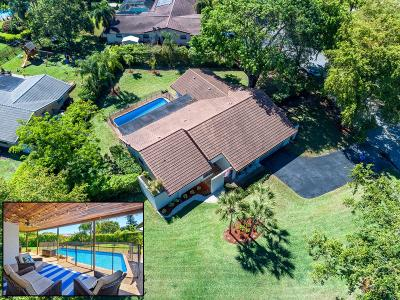 Coral Springs Single Family Home For Sale: 8744 NW 1st Street