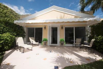 Palm Beach Condo For Sale: 225 Everglade Avenue #1