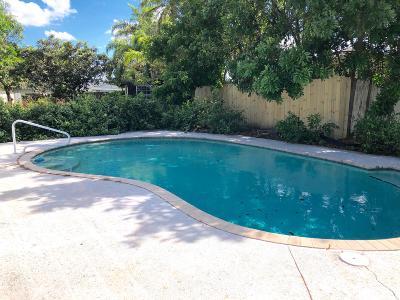 Lake Worth, Lakeworth Single Family Home Contingent: 5541 Barnstead Circle