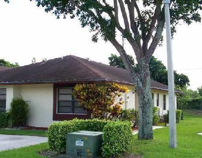West Palm Beach Single Family Home For Sale: 5418 Bonky Court