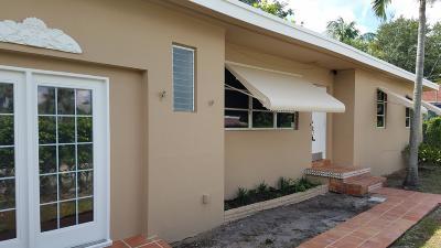west palm Single Family Home For Sale: 2000 Parker Avenue