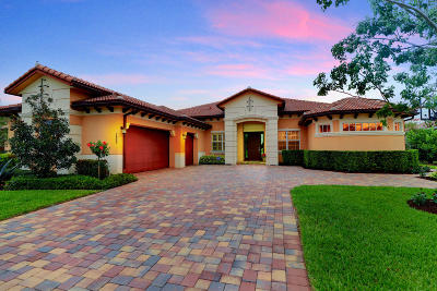 Jupiter FL Single Family Home For Sale: $819,000