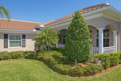 Vero Beach Single Family Home For Sale: 5187 Formosa Circle