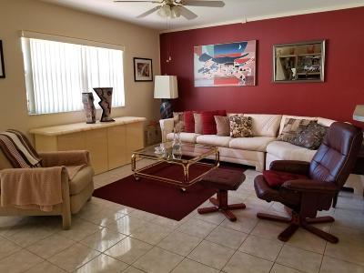 Delray Beach Condo For Sale: 291 Seville M