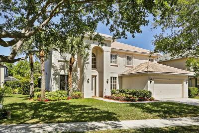 Jupiter Single Family Home For Sale: 429 Oriole Circle