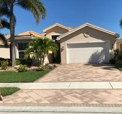 Boynton Beach Single Family Home For Sale: 9122 Meridian View Isle(S)