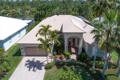 Port Saint Lucie Single Family Home For Sale: 2215 SE Stonehaven Road