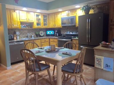 Delray Beach Condo For Sale: 5100 Las Verdes Circle #114