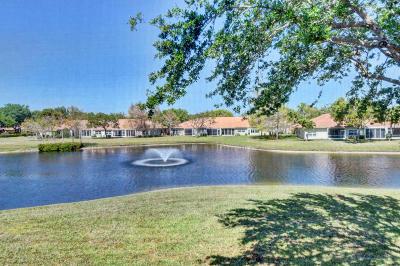 Boynton Beach Single Family Home For Sale: 3203 Black Oak Court