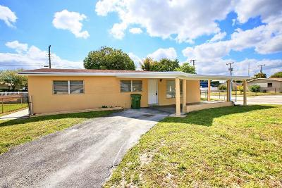 Fort Lauderdale Rental For Rent: 2890 NW 20 Street