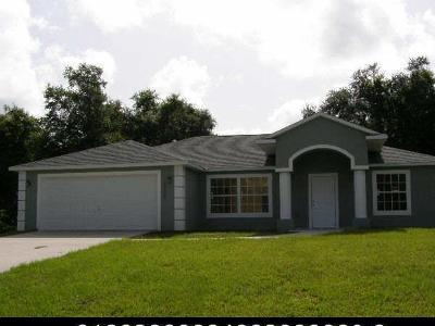 Vero Beach Single Family Home For Sale: 8726 102nd Court