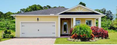 Vero Beach Single Family Home For Sale: 1754 Willows Square