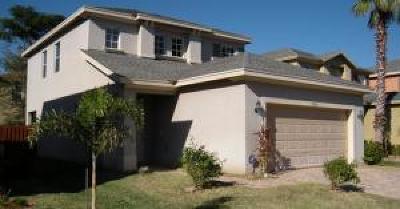 Fort Pierce Single Family Home For Sale: 9326 Treausure Coast Street