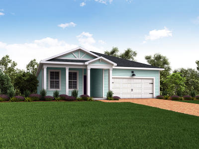 Vero Beach Single Family Home For Sale: 1746 Willows Square