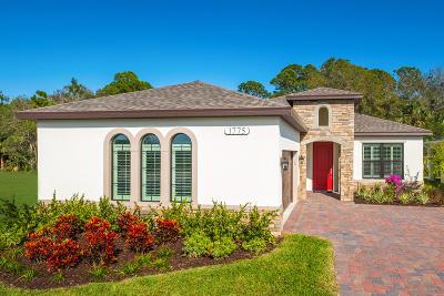 Vero Beach Single Family Home For Sale: 1752 Willows Square