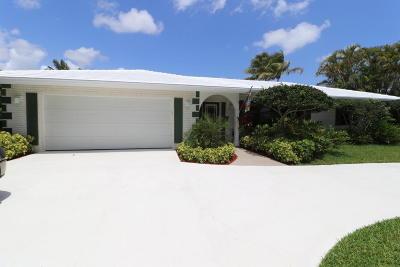 Boca Raton Single Family Home For Sale: 2031 Bonnie Street