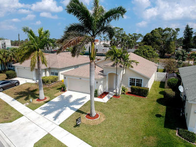 West Palm Beach FL Single Family Home For Sale: $289,900