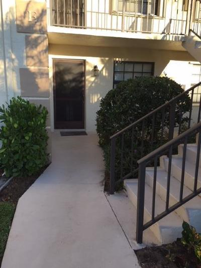Jupiter Condo For Sale: 901 Pinecrest Circle #E