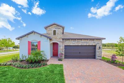 Vero Beach Single Family Home For Sale: 1748 Willows Square