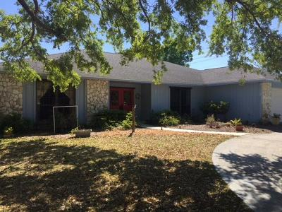 Fort Pierce Single Family Home For Sale: 5101 E Echo Pines Circle