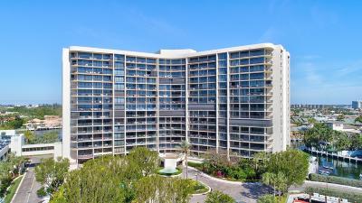 Highland Beach Condo For Sale: 4740 S Ocean Boulevard #1202