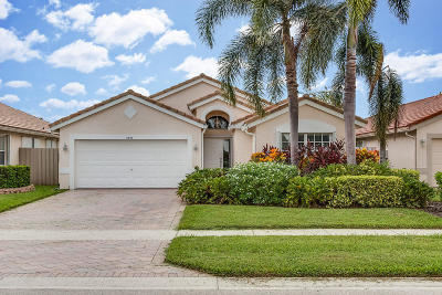 Boca Raton Single Family Home For Sale: 8895 Harrods Drive