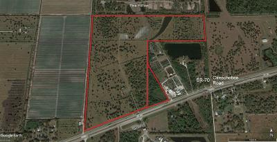 Fort Pierce Residential Lots & Land For Sale: 11000 Okeechobee Road