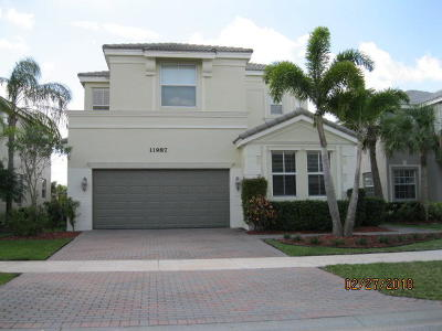 Port Saint Lucie Single Family Home For Sale: 11987 SW Knightsbridge Lane