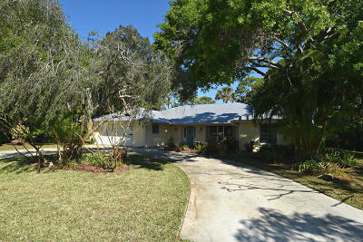 Palm City Single Family Home For Sale: 1333 SW 29th Street