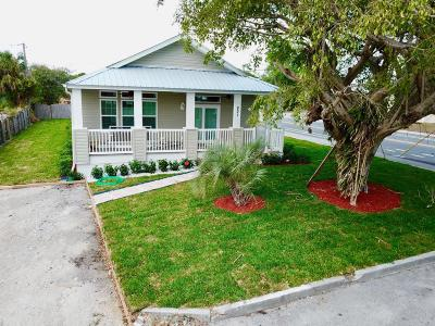 West Palm Beach Single Family Home For Sale: 801 Ridgewood Drive