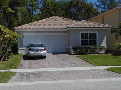 Greenacres FL Single Family Home For Sale: $279,000