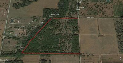 Fort Pierce Residential Lots & Land For Sale: 4503 Eleven Mile Road