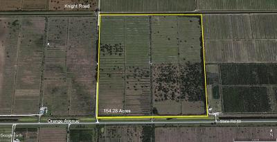 Fort Pierce Residential Lots & Land For Sale: 17850 Orange Avenue