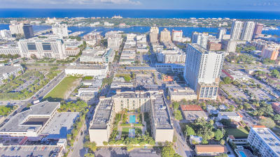 West Palm Beach Condo For Sale: 610 Clematis Street #430