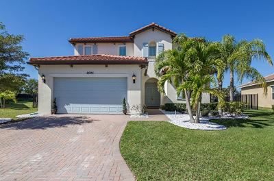 Royal Palm Beach Single Family Home For Sale: 2095 Belcara Court