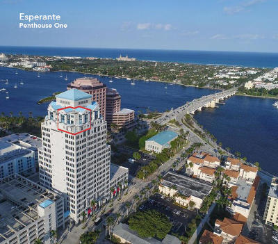 West Palm Beach Condo For Sale: 222 Lakeview Avenue #Ph 1