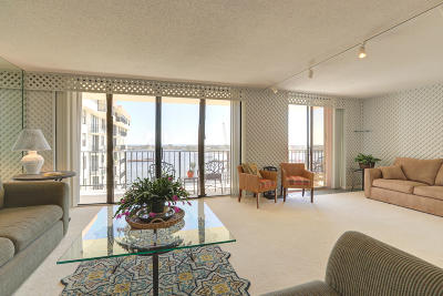 West Palm Beach Condo For Sale: 3800 Washington Road #1001