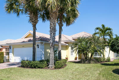 Port Saint Lucie Single Family Home For Sale: 11126 SW Northland Drive