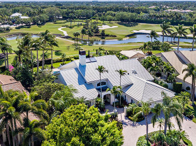 Jupiter Single Family Home For Sale: 114 Regatta Drive