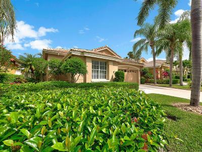West Palm Beach Single Family Home For Sale: 8197 Quail Meadow Way